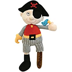 Stephan Baby Fun and Floppy Plush Pal, Pirate