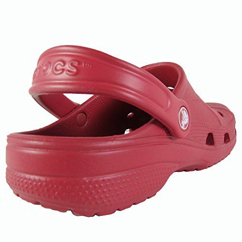 Crocs Ralen Sabot Sabot Chaussures True Red