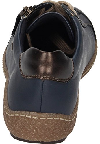 Up Shoes antik Lace R4703 Pazifik Womens pazifik Remonte Casual 76IqSSw