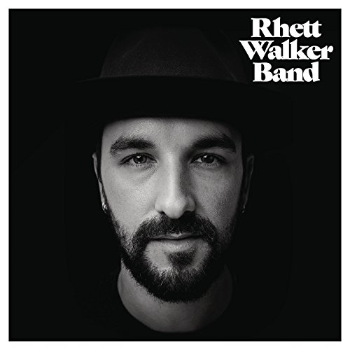 Rhett Walker Band - EP Album Cover