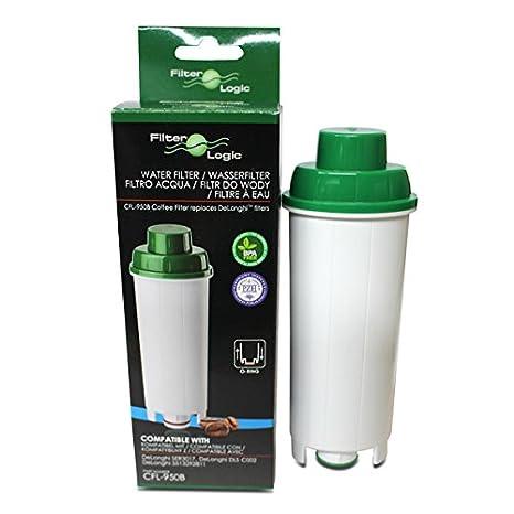 Filtre logic delonghi compatible filtre à eau pour Ec800 esam /& etam série