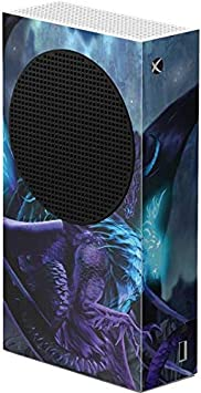 Skinit Decal Gaming Skin Compatible with Xbox Series S Console - Tate and Co. Talisman Dragon Design