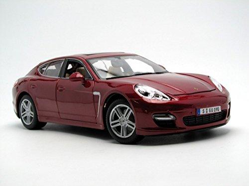 Maisto - r 36197 - Porsche Panamera Turbo - 1/18: Amazon.es: Juguetes y juegos