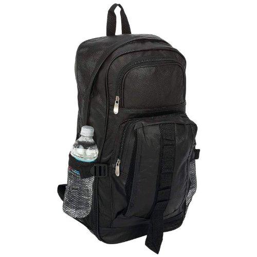 Embassy Hand-Sewn Pebble Grain Genuine Leather Backpack GE2gV4
