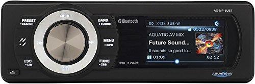 Aquatic AQ MP 5UBT Bluetooth Waterproof Marine product image