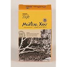 Chios Mastic Gum Large Tears 20 Gr - 100% Fresh Original Xios (Masticha or Mastixa)