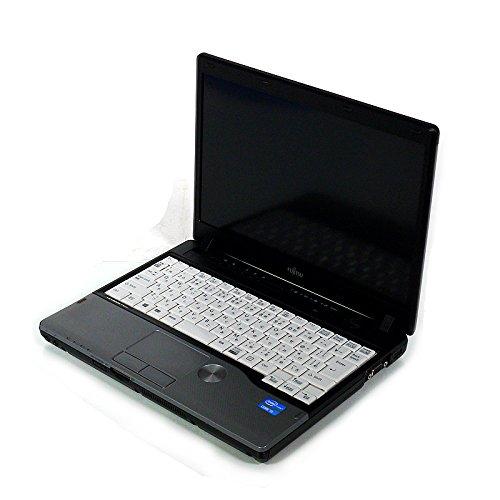 富士通(FUJITSU) LIFEBOOK P772 G FMVNP8A7 Core i5 3340M(2.7GHz) HDD:320GB 12.1インチ シルバー