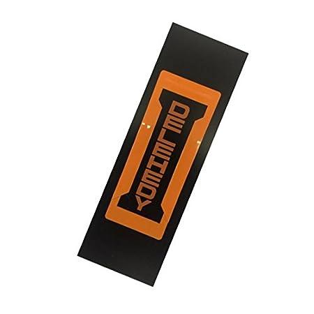 """Delehedy 20/"""" foam backed plastic trowel blade"""