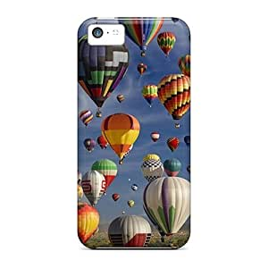 Cute Tpu StellaKeller Balloons Case Cover For Iphone 5c