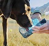 OllyDog OllyBottle, BPA-Free Plastic Portable Dog