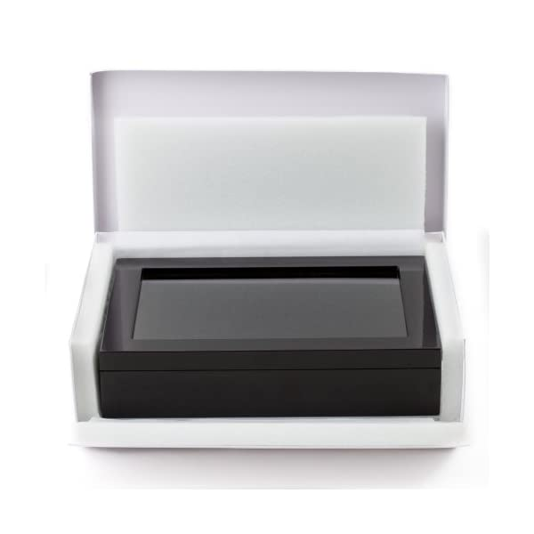 Black-Cufflinks-Storage-Box-Case-Affordable-Holds-36-pairs-by-Cuff-Daddy
