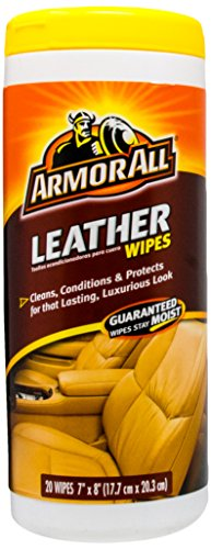 Armor All 10881 Leather Wipes