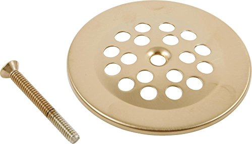 Delta RP7430CZ Dome Strainer with Screw, Champagne Bronze - Grid Shower Drain Cover