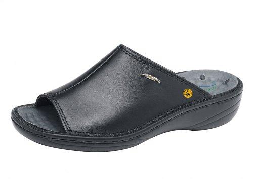 """Abeba 36892-40 misura 101,60 cm (40"""") Reflexor Comfort Tools-Scarpe da lavoro dai, colore: nero"""