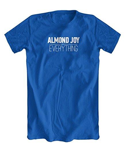 almond-joy-over-everything-t-shirt-mens-royal-blue-xx-large