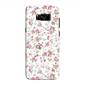 Cover It Up - Flower Shower Galaxy S8Hard Case