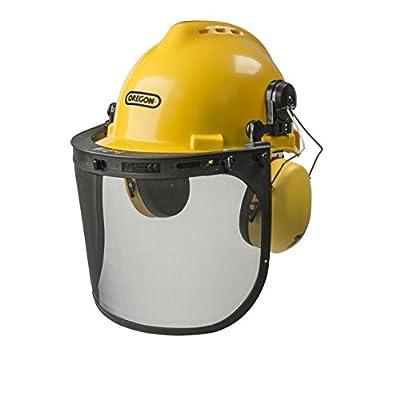 Oregon 563474 Helmet, Yellow