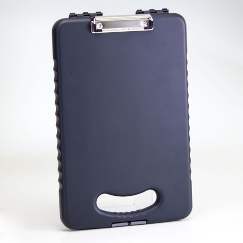 Officemate OIC Letter/A4 Size Tablet Clipboard Case, Charcoal (83314) Photo #4