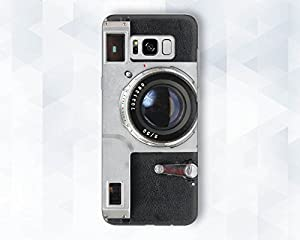 Retro Vintage Camera Phone Case Cover For Samsung Galaxy S6 S7 S8 S9 Edge Plus Note 8