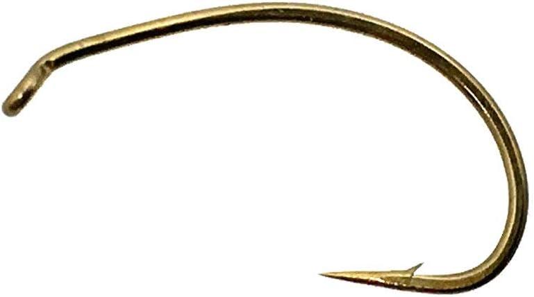NEW DAIICHI 1120 HEAVY WIDE GAPE SCUD HOOK #22 25 PACK fly tying fly fishing