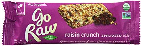 Go Raw Live Raisins Crisps product image