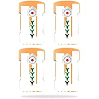 Skin For DJI Inspire 1 Drone Battery (4 pack) – Los Angeles   MightySkins Protective, Durable, and Unique Vinyl Decal wrap cover   Easy To Apply, Remove, and Change Styles   Made in the USA