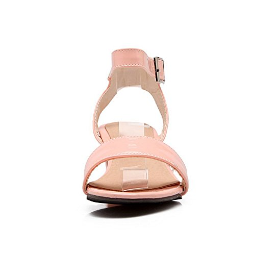 Marking Cold Womens Huarache 1TO9 Non Urethane MJS03237 Lining Sandals Pink Eq41RaRW