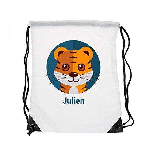 Sacchetto Bambini cognome: tigre