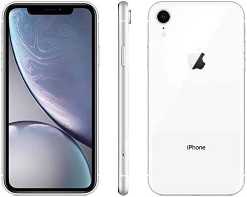 Amazon Com Apple Iphone Xr 64gb White Fully Unlocked Renewed