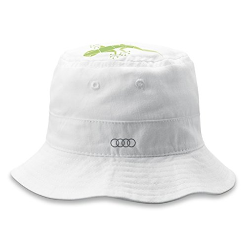 Genuine Audi Quattro Gecko Baby Infant Bucket Cap Hat - Size Small