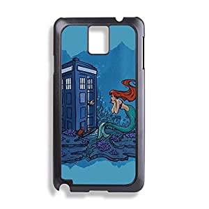 Vogueline Doctor Who With Ariel The Little Mermaid Hard Skin For Case Iphone 5/5S Cover For Case Iphone 5/5S Cover For Case Iphone 5/5S Cover 4 4s iphone 5c For Case Iphone 5/5S CoverFor Case Iphone 5/5S CoverFor Case Iphone 5/5S Cover note3 note4 (For Case Iphone 5/5S Cover ) by icecream design