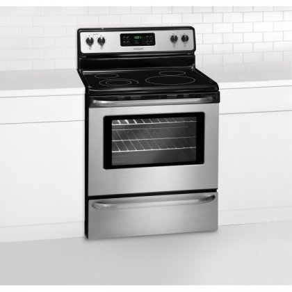 Frigidaire FFEF3048LS, 30 Inch Electric Series, Stainless Steel