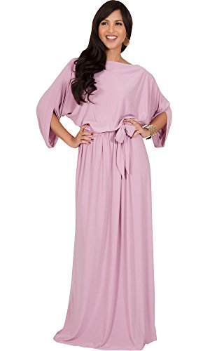 KOH Womens Formal Batwing Evening product image