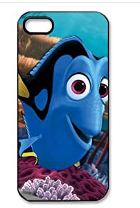 Finding Nemo HD image case cover for iphone 5 black A Nice Present hjbrhga1544