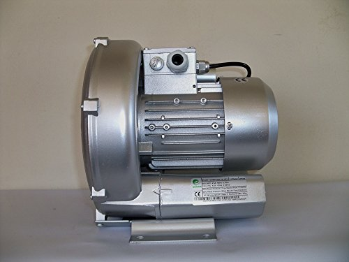 Regenerative Blower 1.1Hp, 220V/1Phase,71CFM, 64