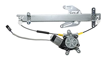 Power Window Regulator /& Motor Rear RH Right Passenger Side For 95-99 Sentra