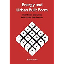 Energy and Urban Built Form