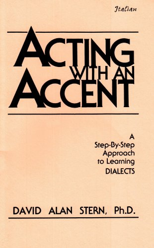 Acting With an Accent/Italian