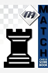 MATCH Chess Scorebook by GM Maurice Ashley (2015-01-02) Paperback
