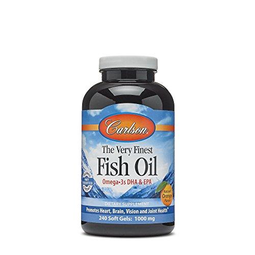 Compare price to finest natural fish oil for Carlson fish oil amazon