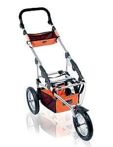 Petego Sport Trike Stroller Collapsible Pet Stroller