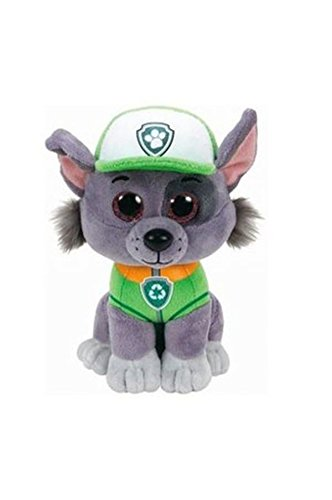 Image Unavailable. Image not available for. Color  Ty 41212 Paw Patrol  Plush - Rocky 5d77f0c81d7