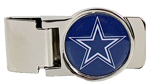Dallas Cowboys Money Clip - Dallas Cowboys Money Clip