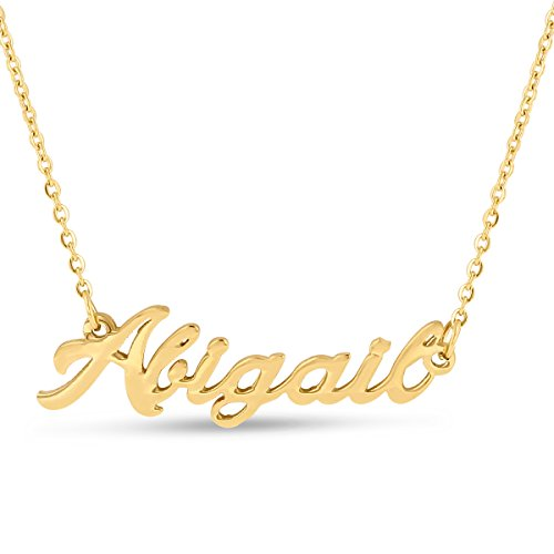 Personalized Necklace Available Immediate Purchase product image