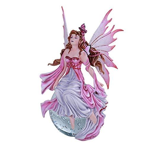 Pacific Giftware PT Nene Thomas Fantasy Art Collection Daybreak Fairy Resin Collectible Figurine