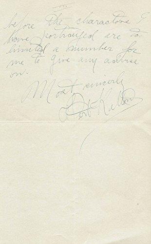 pert-kelton-autograph-letter-signed-05-10-1928