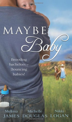 book cover of Maybe Baby