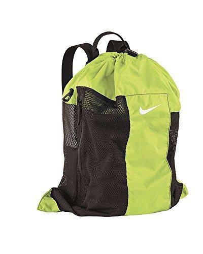 Nike Deck Bag Volt/Black