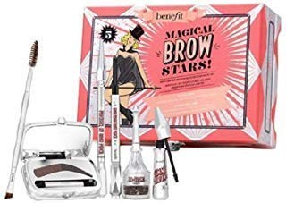 Exclusive New Benefit Magical Brow Stars Limited Edition Blockbuster Brow Set XMAS18 (SHADE 05) [並行輸入品] B07TZMMYWH