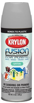 Krylon Fusion for Plastic' Plastic Paint
